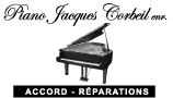 Piano Jacques Corbeil
